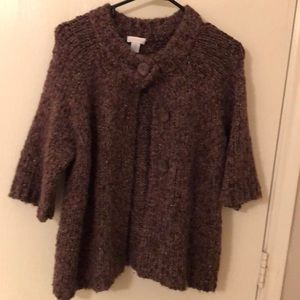 Chico's sweater good condition